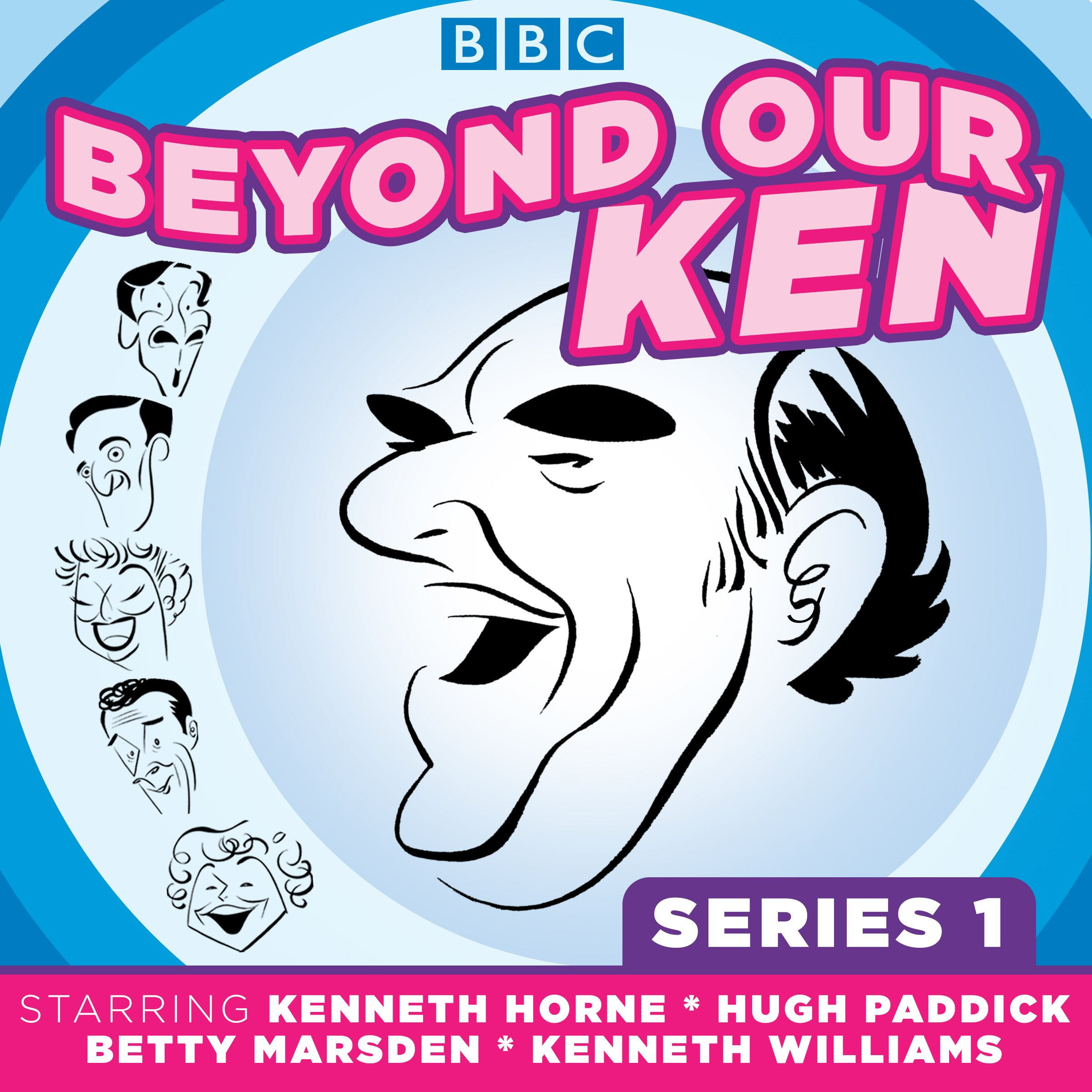 Beyond Our Ken: Series One: Amazon.es: Took, Barry, Merriman ...