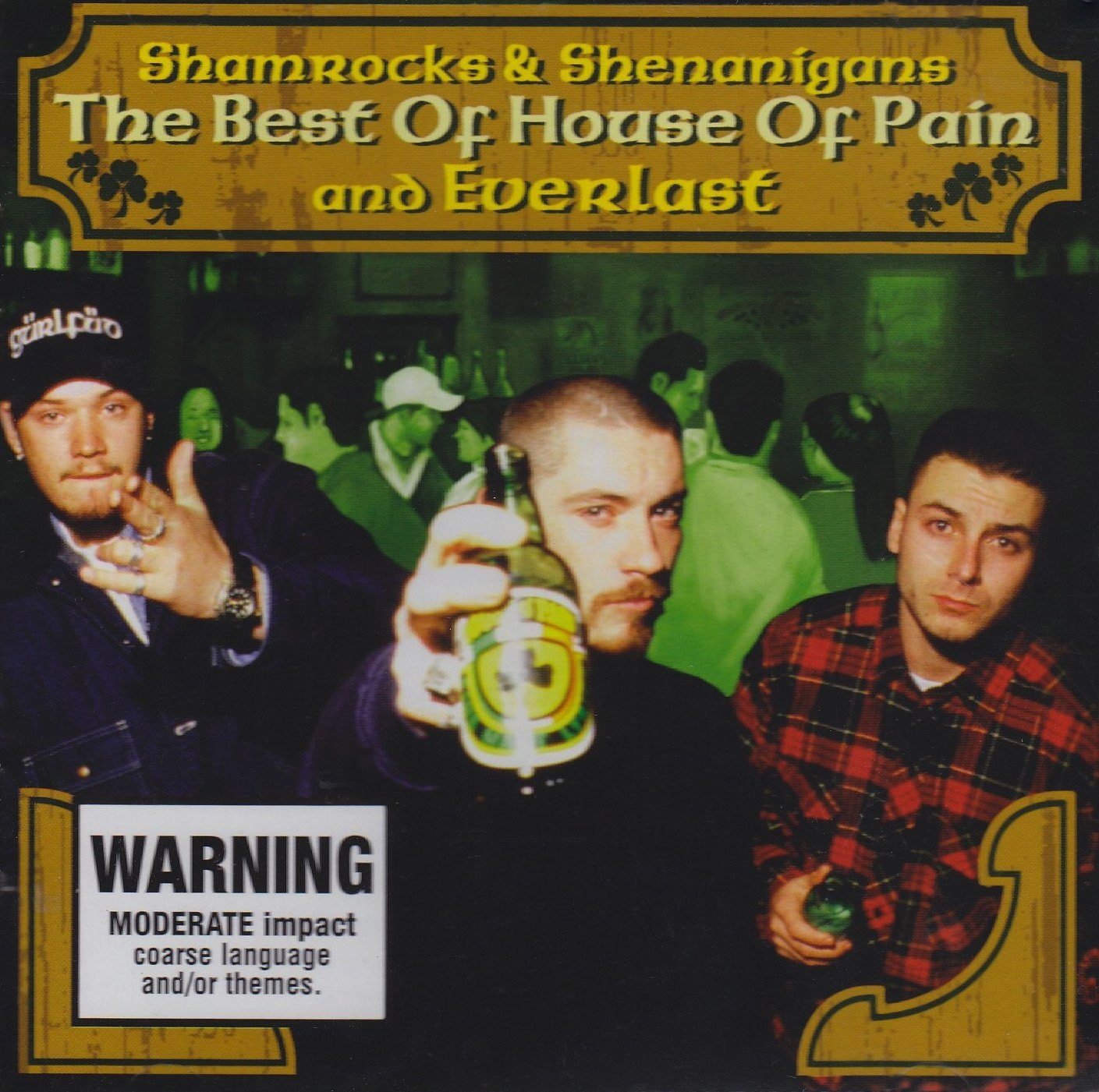 Best Of House Of Pain And Everlast - Shamrock B0002TL13E