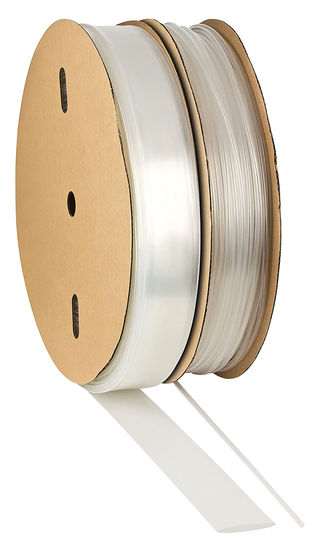 ISO-PROFI/® Tubo Termoretr/áctil de rango 2:1 Selecci/ón de 10 di/ámetro y 6 longitudes transparent aqu/í: /Ø40mm - 3 metros