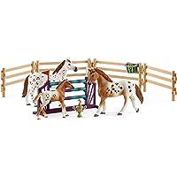 Schleich Figurine L'entraînement au Concours d'Horse Club Lisa, 42433