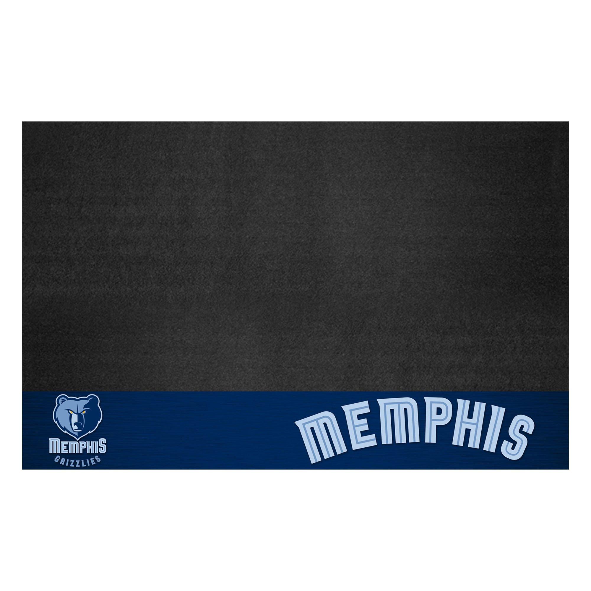Fanmats NBA Memphis Grizzlies Grill Mat, Small