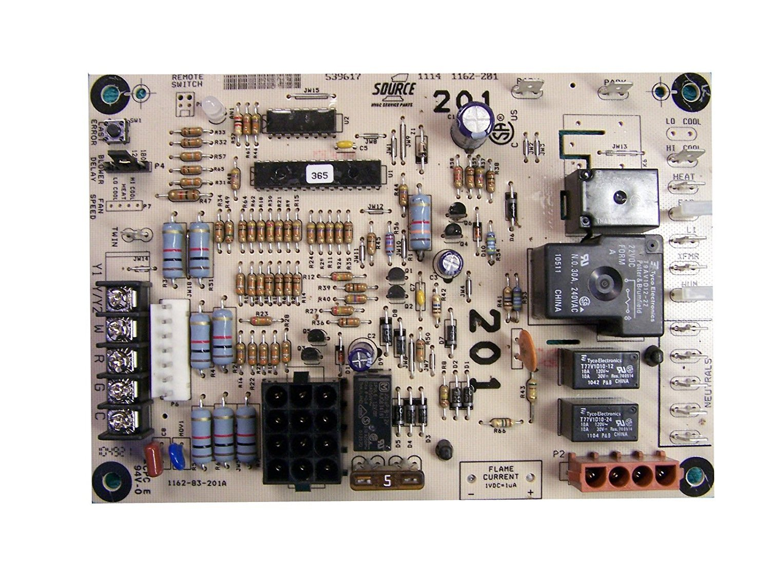 031 01267 001a Oem Upgraded York Furnace Control Circuit Board By Bdp Amazon Com Industrial Scientific