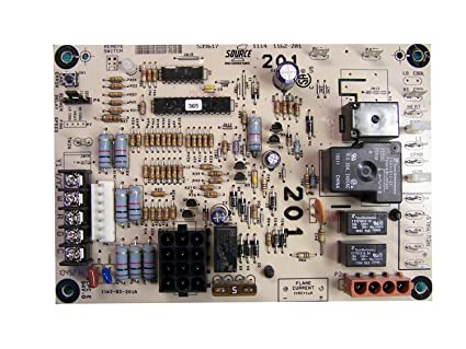 image unavailable  image not available for  color: 50a50-241 - oem upgraded white  rogers furnace control circuit board