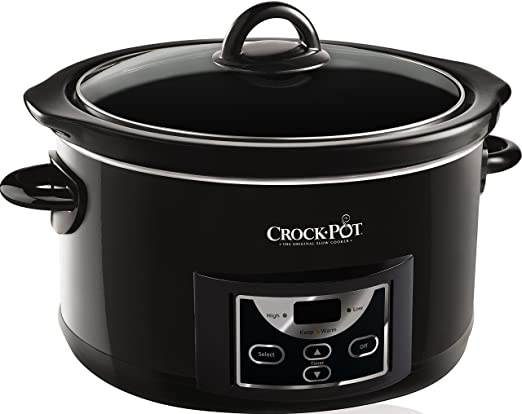 Slow Cooker Black Friday - Crock-Pot 4,7 litri