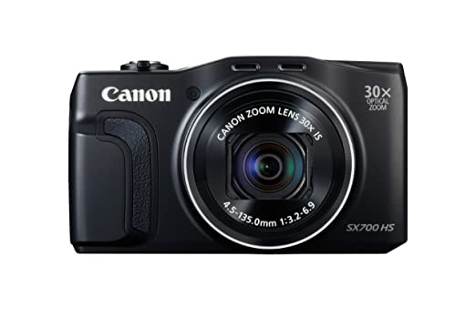 198 opinioni per Canon Powershot SX700 HS Fotocamera Compatta Digitale, 16 MP, Nero