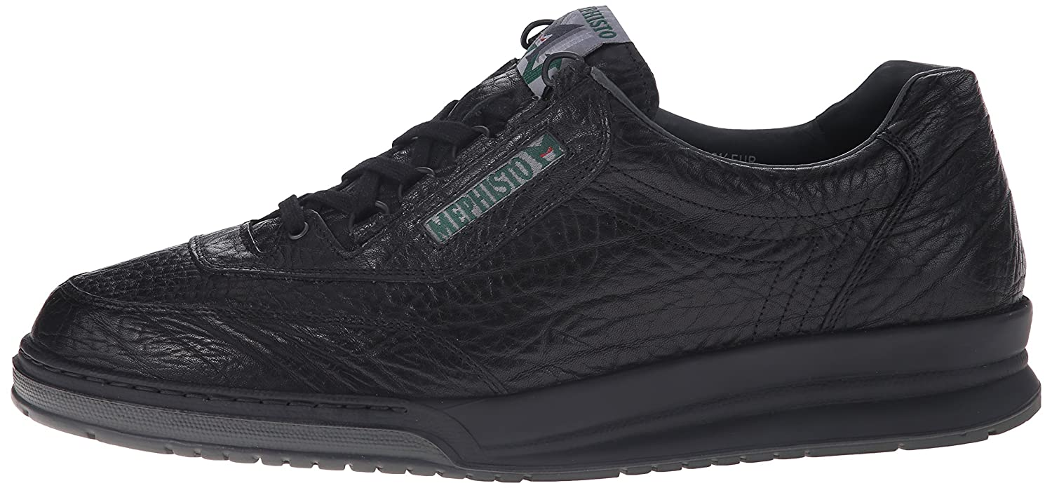 Mephisto Shoe Men's Match Walking Shoe Mephisto B000B2OLI4 9 D(M) US|Black 4e06d8