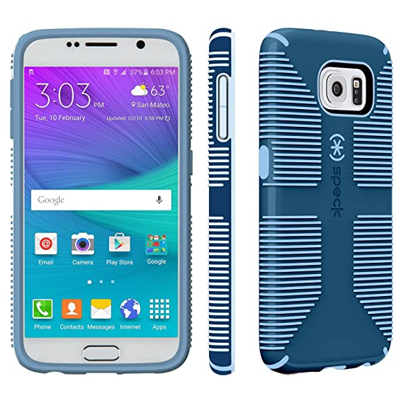 0c9c814868 Image Unavailable. Image not available for. Color: Speck Candyshell Grip Samsung  Galaxy S6 Cases ...