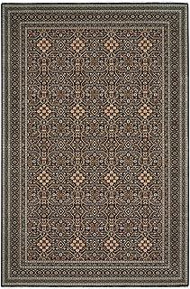 "product image for Capel Salva-Parlor Indigo 5' 3"" x 7' 10"" Rectangle Machine Woven Rug"