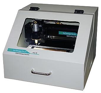 Nvis 72 - PCB Prototype Machine, PCB Design Machine: Amazon