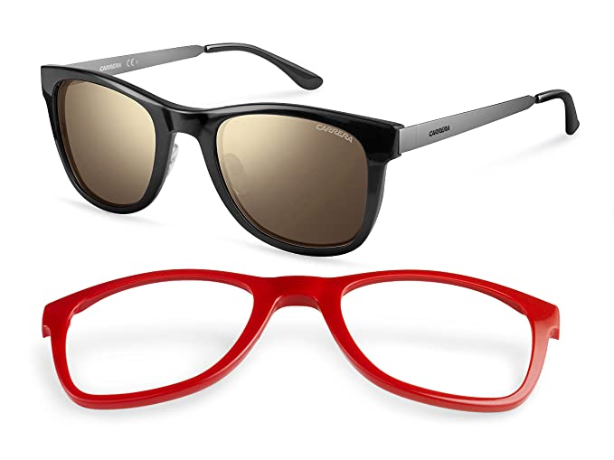 3e43603360 Carrera 5023 S Interchangeable Rectangular Sunglasses