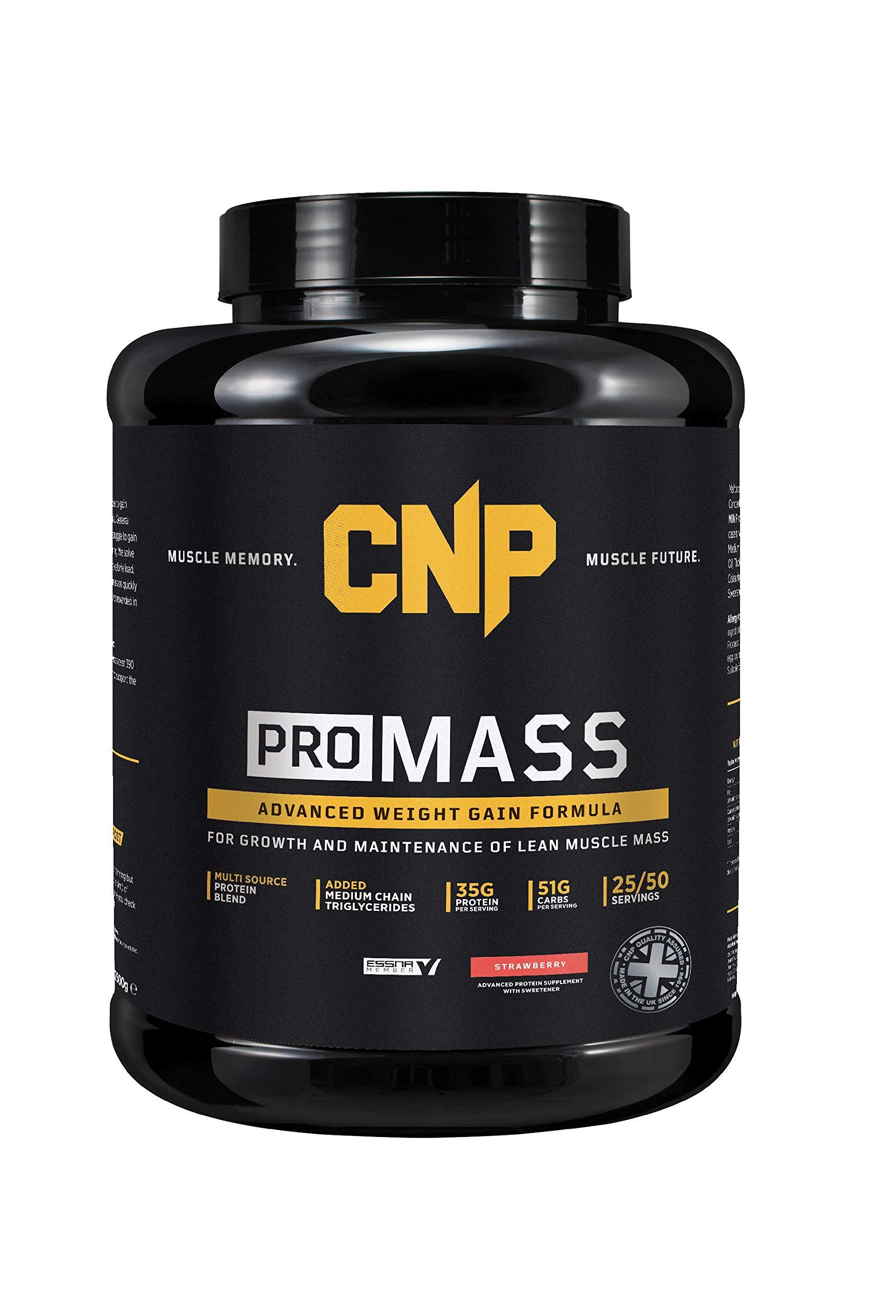 CNP Pro Mass Strawberry 2.5KG