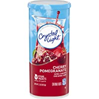 Crystal Light Cherry Pomegranate Drink Mix (60 Pitcher Packets, 12 Packs of 5)