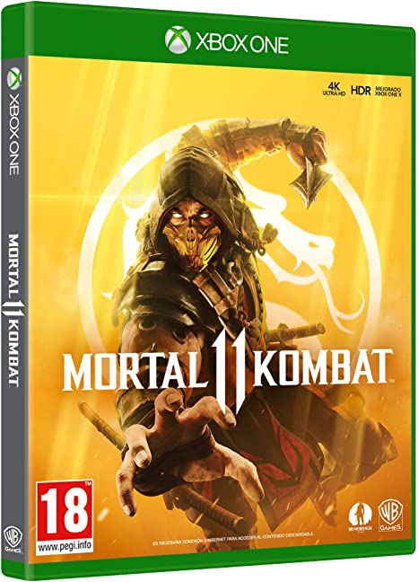 Mortal Kombat 11 - Standard Edition: Amazon.es: Videojuegos