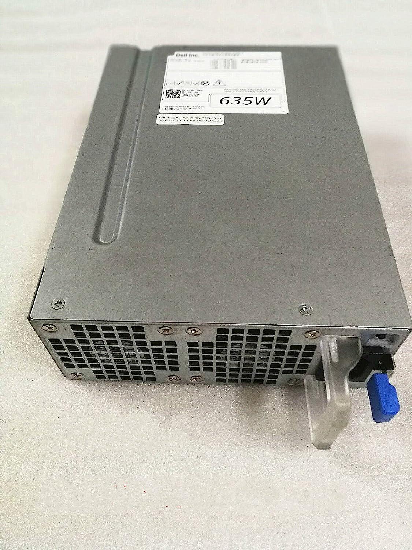 Genuine for Dell Precision T5600 T3600 635W Power Supply Unit Delta D635EF-00 DPS-635AB