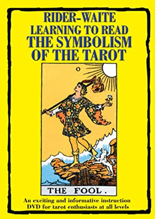 Amazon Rider Waite Learning To Read The Symbolism Of The Tarot
