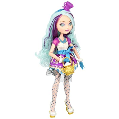 Ever After High First Chapter Madeline Hatter Doll: Toys & Games