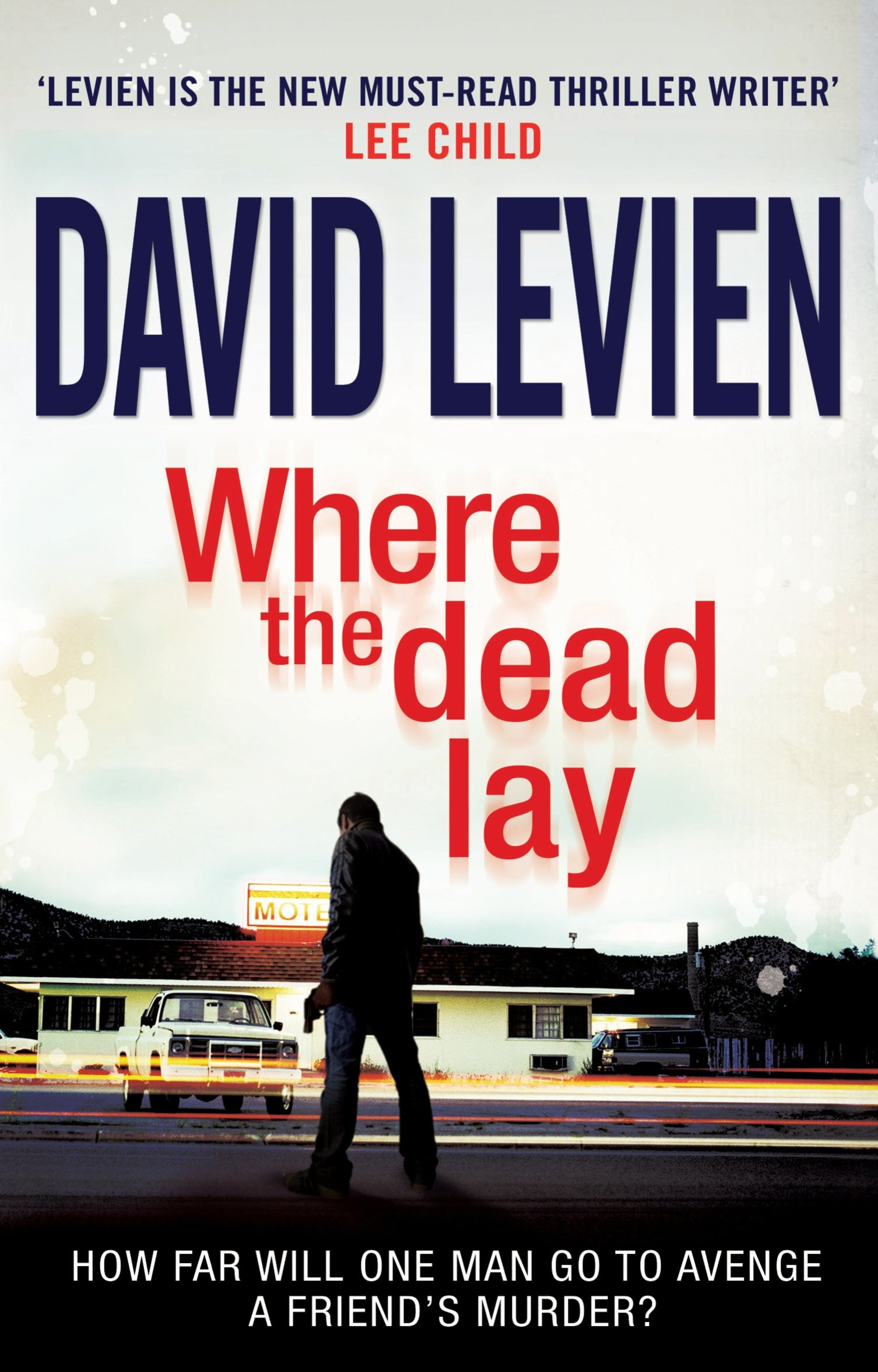 Where The Dead Lay: Frank Behr series 2 pdf