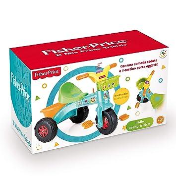 Grandi Giochi gg01813 - Fisher Price il Mio Primo Triciclo: Amazon.es: Juguetes y juegos