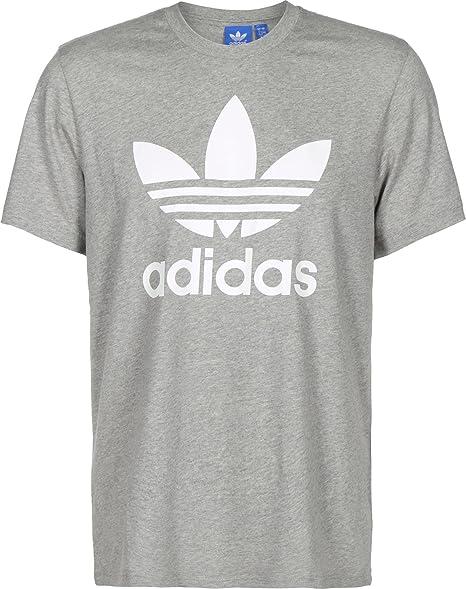camiseta adidas hombre manga corta originals