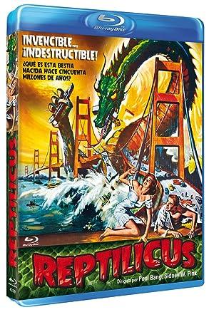 reptilicus 1961 full movie