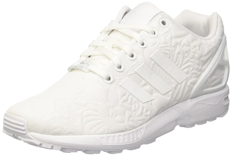 Adidas Damen ZX Flux Sneakers Weiß (Ftwr Weiß/Ftwr Weiß/Core schwarz)