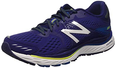 official photos dc14b da373 New Balance NBM880BB6, Chaussures de Running Homme - Bleu - Bleu (Black Blue