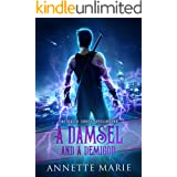 A Damsel and a Demigod (The Guild Codex: Spellbound)