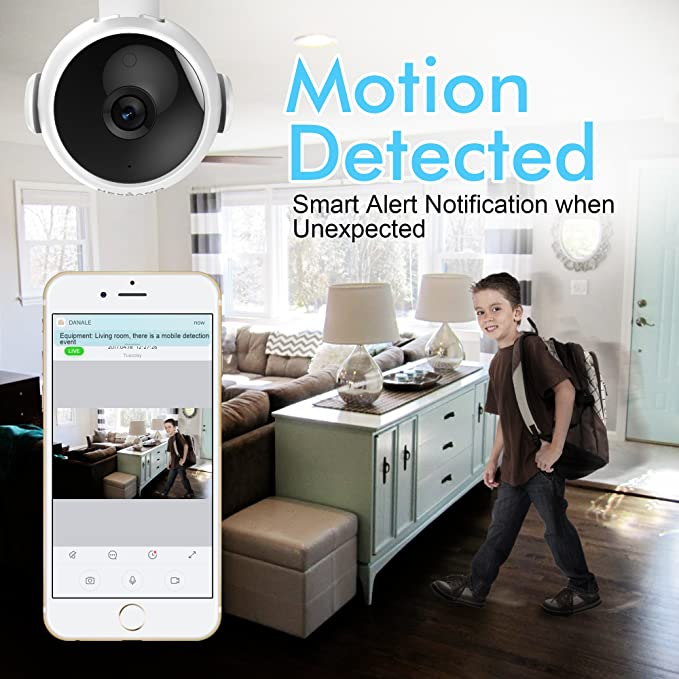 Amazon com : HC-RET 720P Wireless Wifi IP Security Camera, Home