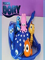 Finding Dory Toy Video Dive & Catch Game