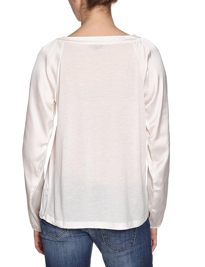 Cinque Damen T-Shirt, 9402 CIDORIS, Gr. 42, Weiß (02): Amazon.de: Bekleidung