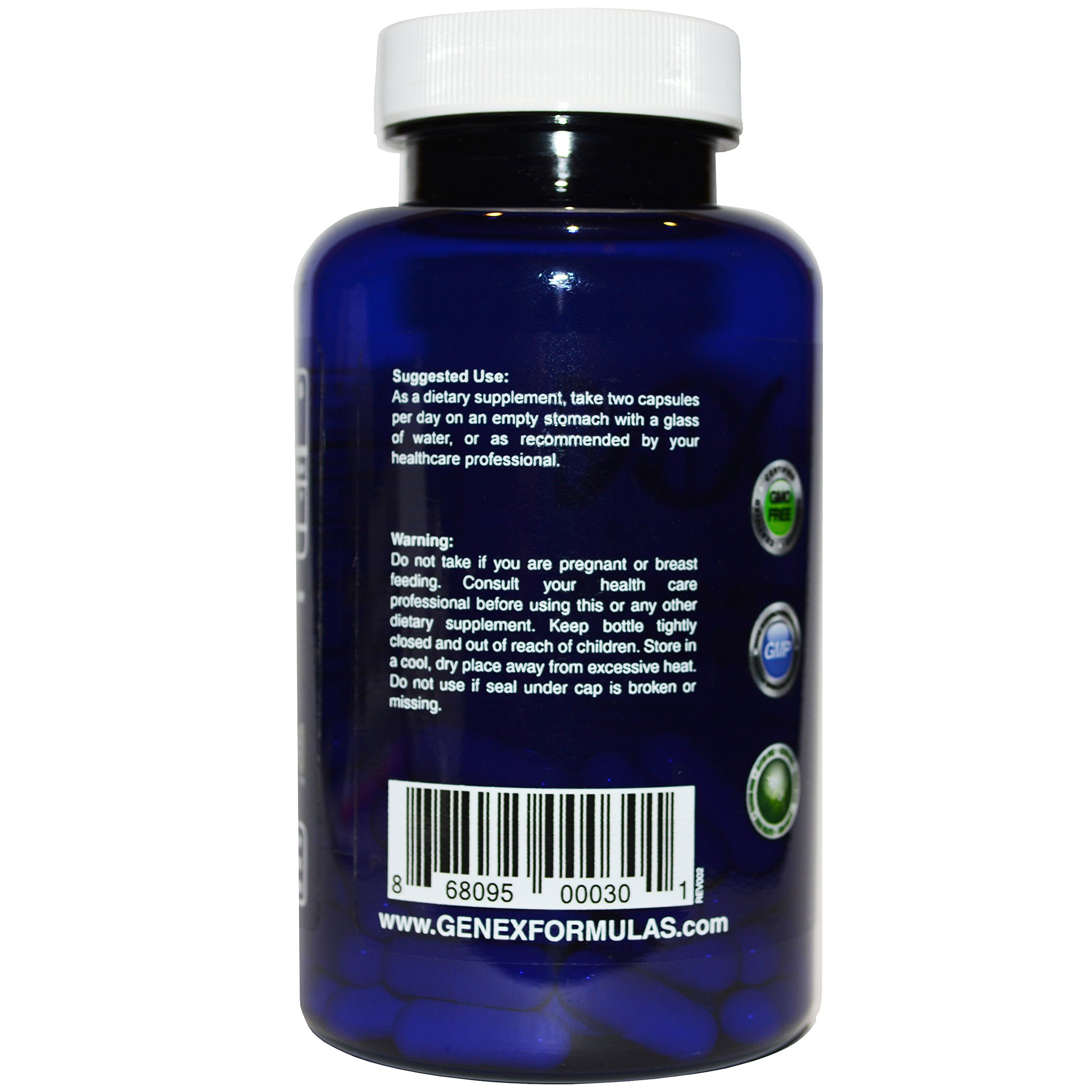 Nicotinamide Riboside 300mg Serving (3 Pack) - Anti Aging DNA Repair (NR) Supplement (90-Day Supply)