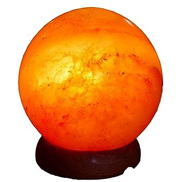 Amazon.com   Sphere Salt Lamp 6  (Large) With Cord   Bulb   Bath ... 297e6961a