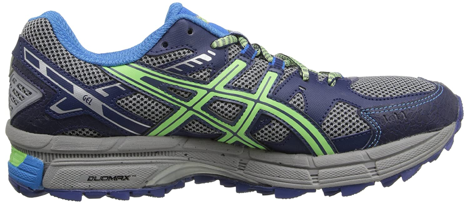 ASICS Women's Gel-kahana 7 Running Shoe, Gray/Mint Green/Blue, 7.5 D US:  Amazon.ca: Shoes & Handbags