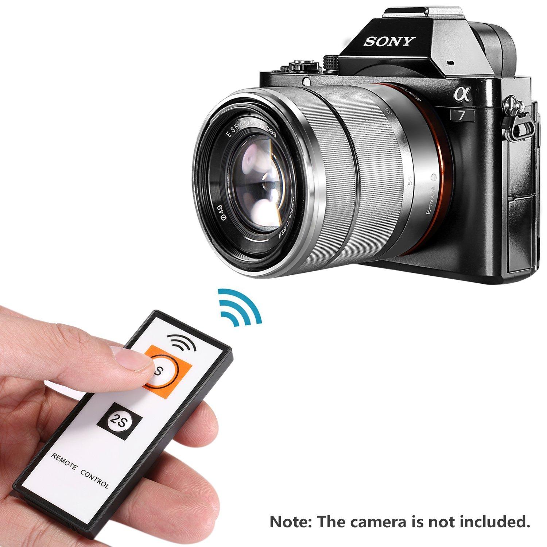 Neewer - Disparador Remoto Inalámbrico para cámaras SONY ...