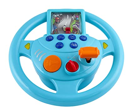 Buy Winfun Sounds Steering Wheel Multi Color Online At Low Prices