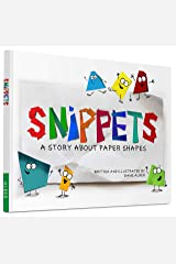 Snippets: A Story about Paper Shapes Kindle Edition