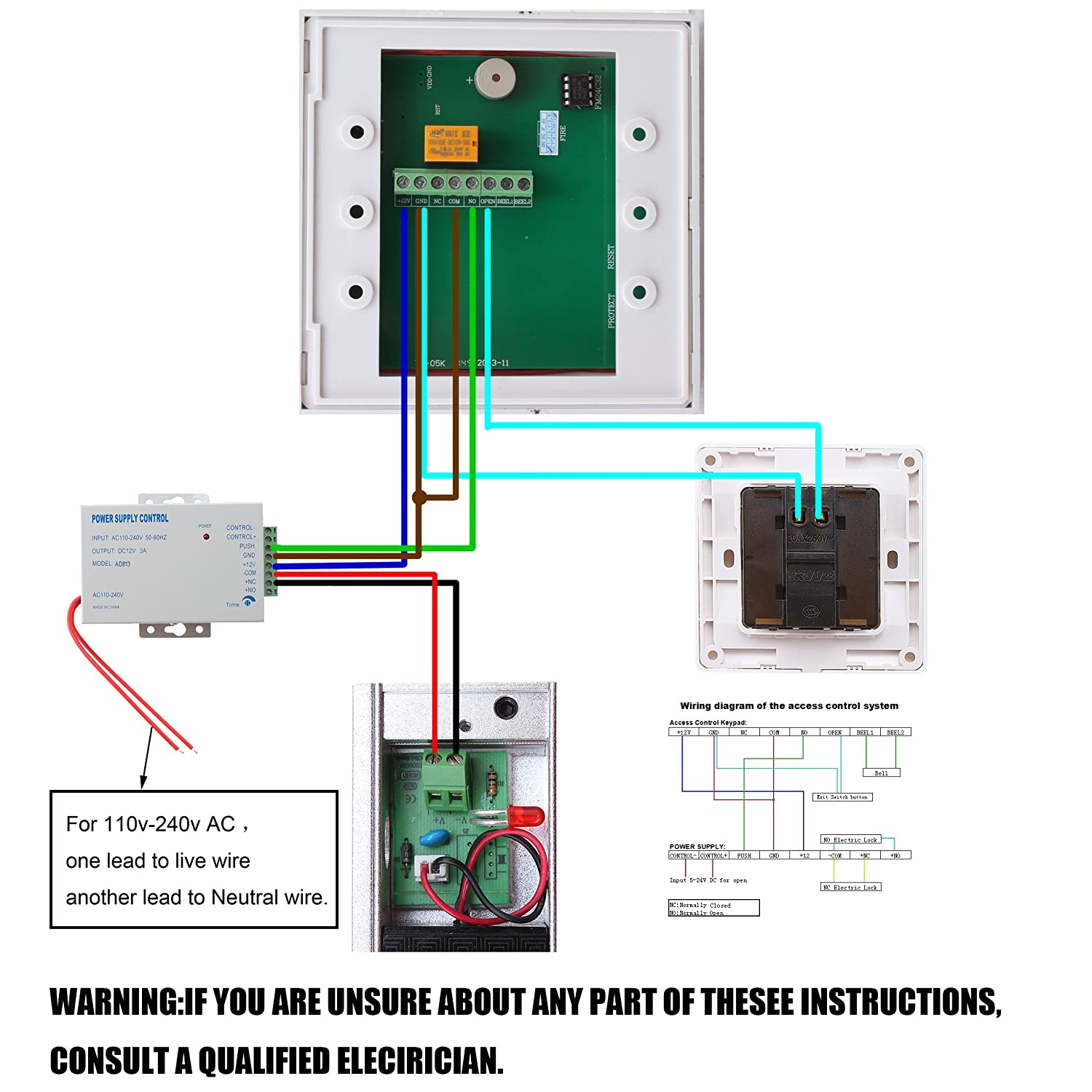 Rfid Connection Schematics
