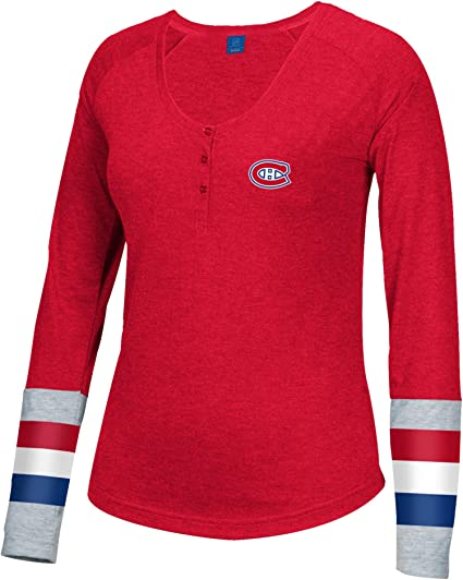 montreal canadiens women's jersey