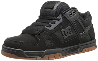 35bb172fdb DC Men's Stag M Shoe Leather Sneakers: Buy Online at Low Prices in ...