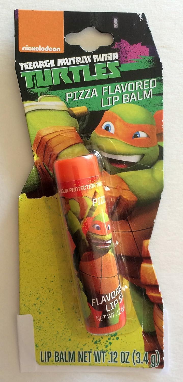 Nickelodeon TMNT Teenage Mutant Ninja Turtle Pizza Flavored ...