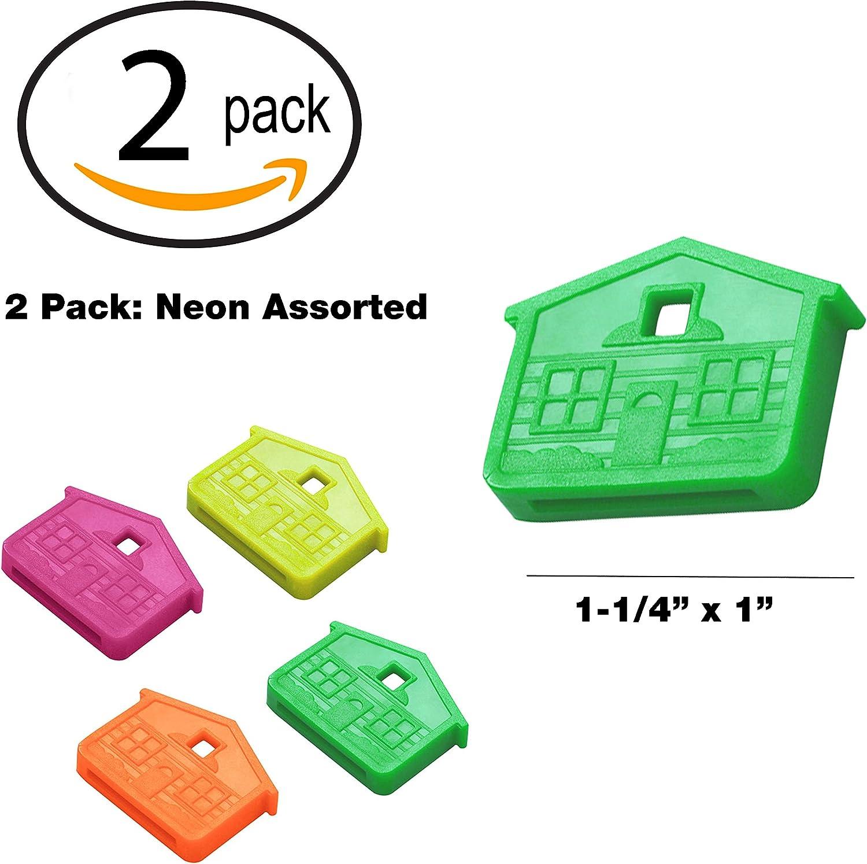 Pack Of 6 Clip Key-68-Sc1-Asst