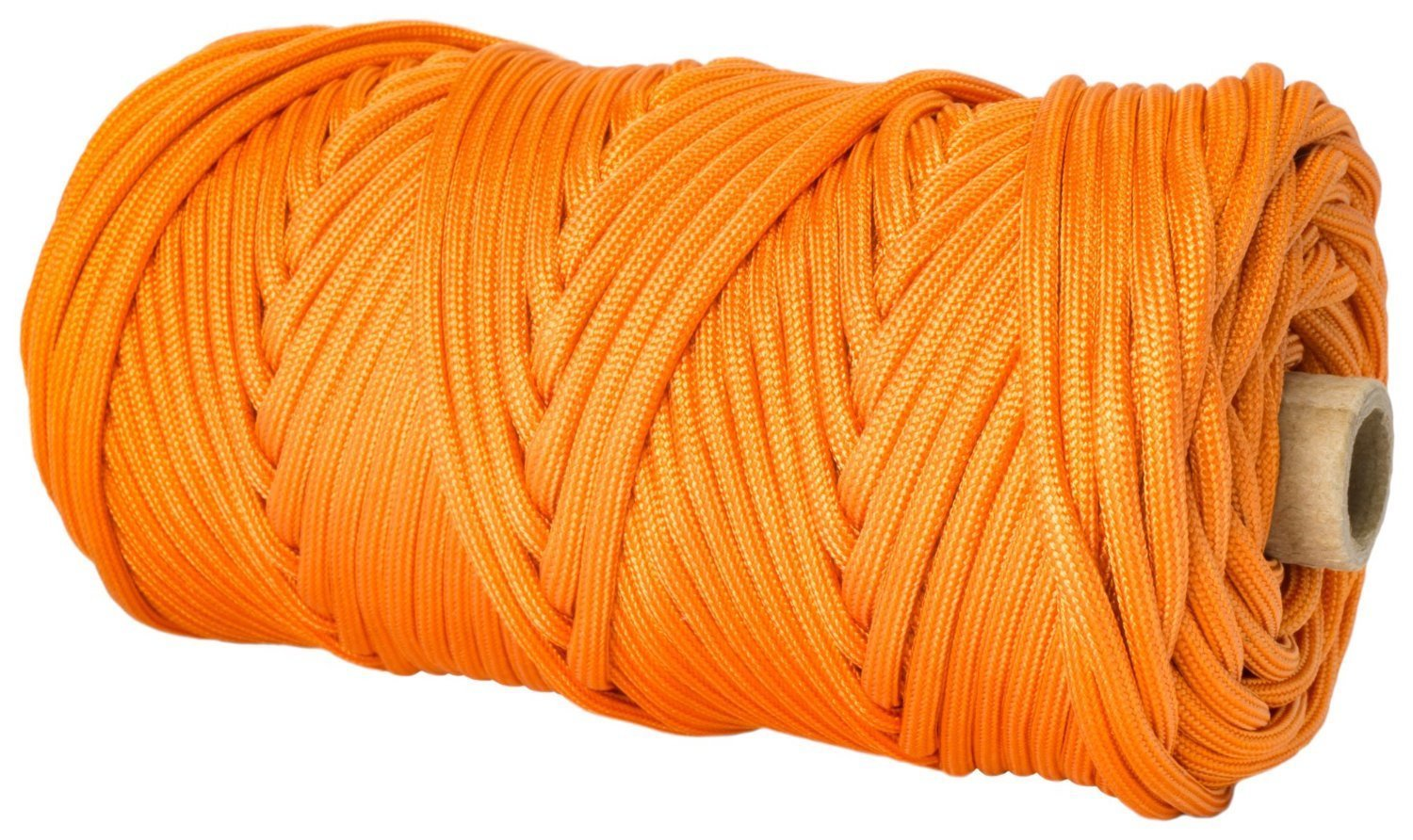 X-CORDS Paracord 850 Lb Stronger Than 550 and 750 Made by Us Government Certified Contractor (300' Orange Tube) by X-CORDS