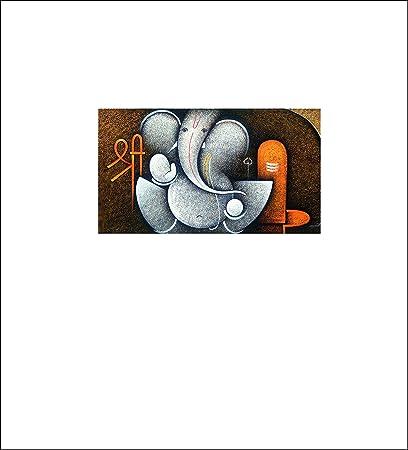 a9ec8f18601 Buy DECOR KAFE Lord Shree Ganesh Decorative Wall Sticker PVC Vinyl ...