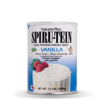 NaturesPlus SPIRU-TEIN Shake – Vanilla