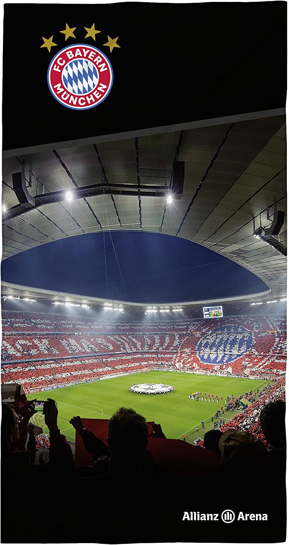 FC Bayern München - Toalla de Playa (75 x 150 cm), diseño del FC ...