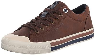 Mens Shoes Tommy Hilfiger Reno Kahki shoes online hot sale