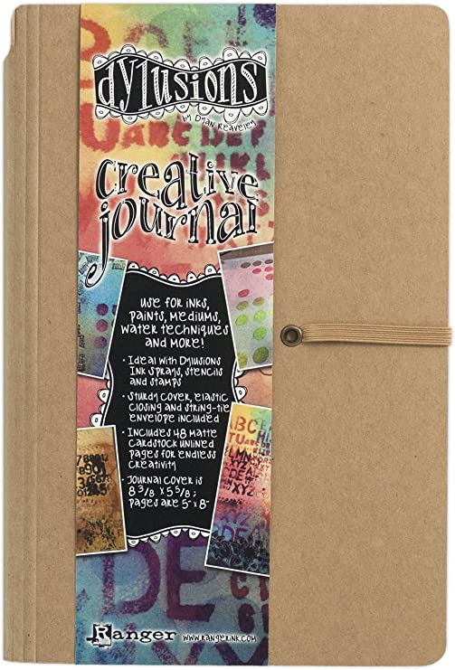 Dyan Reaveley/'s Dylusions Creative Art Journal