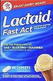 Lactaid-Fast Act Lactase Enzyme Supplement, 96 Caplets