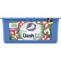 Dash 2en1 Dash3en1 Lessive en Capsules Fleurs de Frangipanier 29Lavages