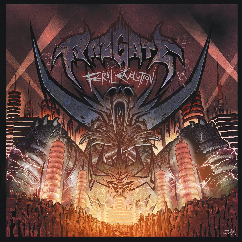 Razgate - Feral Evolution (CD)
